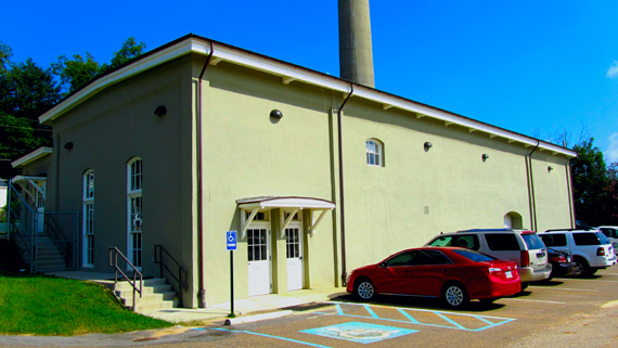 Waterworks Building Renovation | Laurel, MS